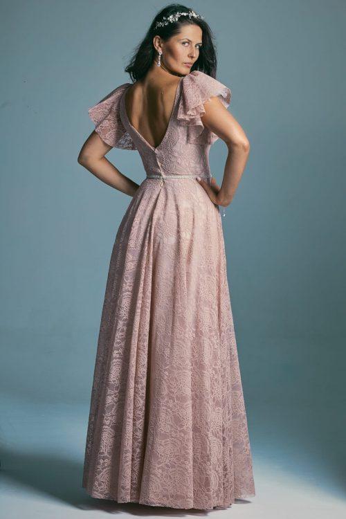Niezwykle miękka u wygodna suknia ślubna o kroju księżniczki Venezia 4