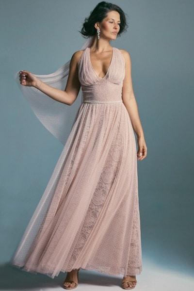 Suknia ślubna przypominająca kreację niezapomnianej marylin Monroe Venezia 5